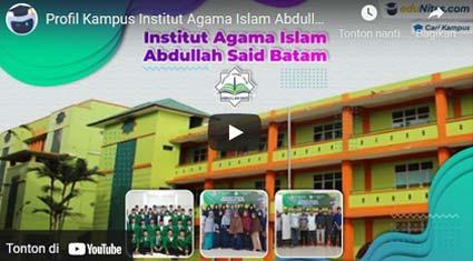 video profile IAI-AS eduNitas