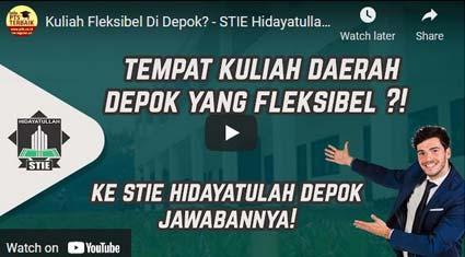 video profile STIE-HIDAYATULLAH eduNitas