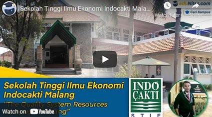 video profile STIE-INDOCAKTI eduNitas
