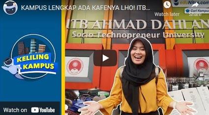 video profile ITB-Ahmad-Dahlan eduNitas