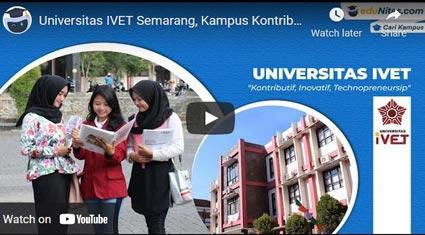 video profile IVET-Semarang eduNitas