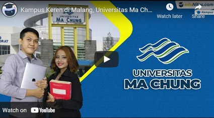 video profile Universitas-Ma-Chung eduNitas