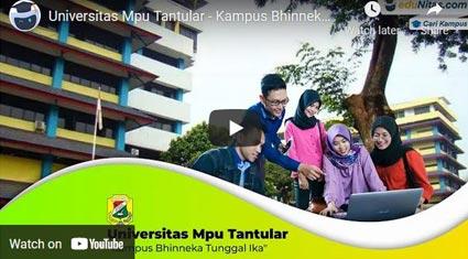 video profile MH-Mpu-Tantular eduNitas