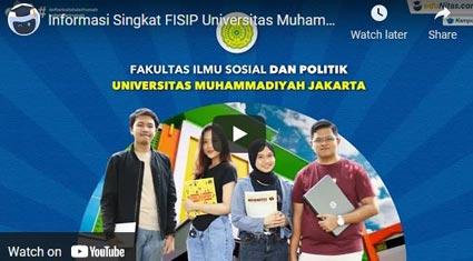 video profile MIKOM-FISIP eduNitas