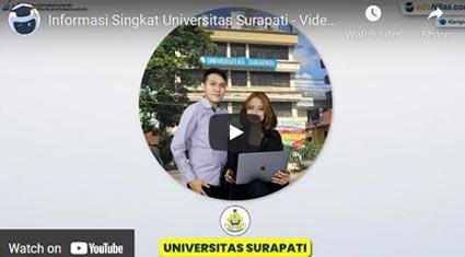 video profile MM-Universitas-Surapati eduNitas