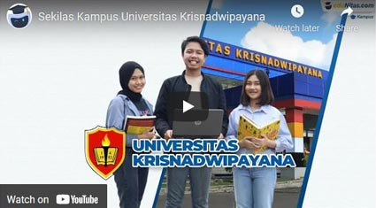 video profile MM-UNKRIS eduNitas