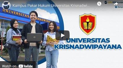 video profile MT-UNKRIS eduNitas