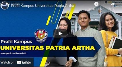 video profile Univ.-Patria-Artha eduNitas