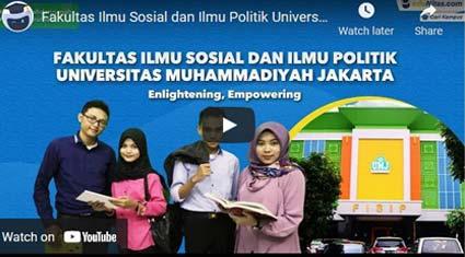 video profile S2-FISIP-UMJ eduNitas