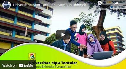 video profile S2-Mpu-Tantular eduNitas