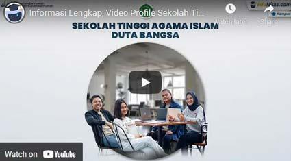 video profile STAI-Duta-Bangsa eduNitas