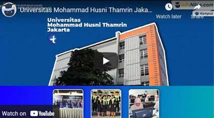 video profile FE-Thamrin eduNitas