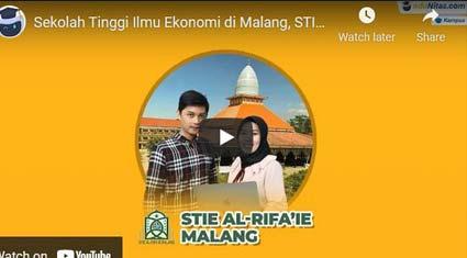 video profile STIE-Al-Rifaie eduNitas