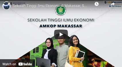 video profile STIE-Amkop eduNitas