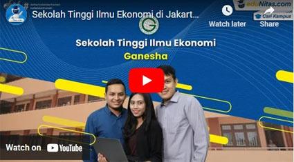 video profile STIE-Ganesha eduNitas