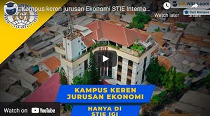 video profile STIE-IGI eduNitas