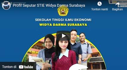 video profile STIE-Widya-Darma eduNitas