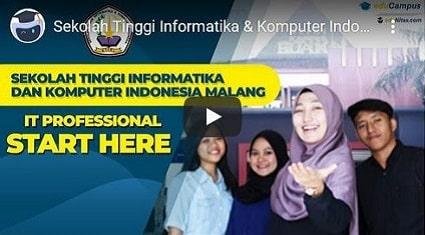video profile STIKI-Malang eduNitas