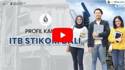 video profile ITB-STIKOM-Jimbaran eduNitas