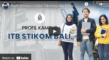 video profile ITB-STIKOM-Bali eduNitas