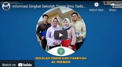 video profile STIT-Al-Hikmah-Lampung eduNitas