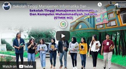 video profile STMIK-MJ-Matraman eduNitas