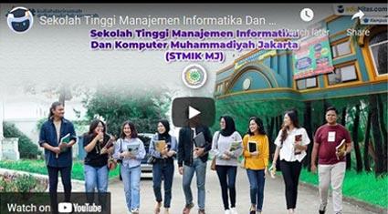 video profile STMIK-MJ-Bekasi eduNitas