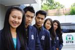 Galleri 4 kampus STT-Bandung