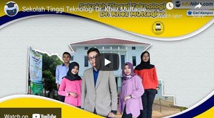video profile STT-Dr.-Khez-Muttaqien eduNitas