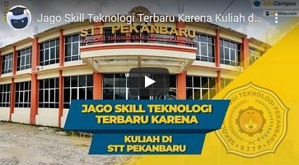 video profile STT-Pekanbaru eduNitas