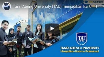 video profile TAU eduNitas