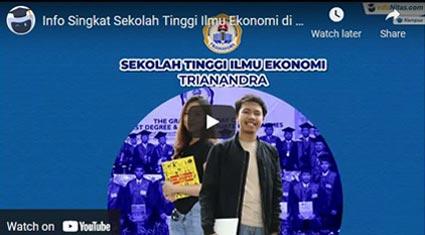 video profile STIE-Trianandra-Pemuda eduNitas