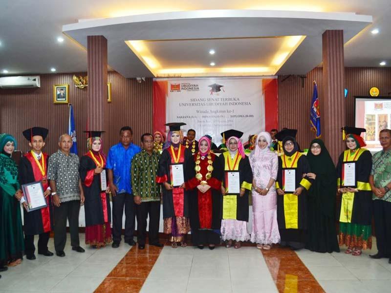 Universitas Ubudiyah Indonesia Profil Kuliah Karyawan Kuliah Daring Online Blended