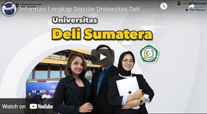 video profile Universitas-Deli-Sumatera eduNitas