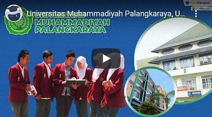video profile UM-Palangkaraya eduNitas
