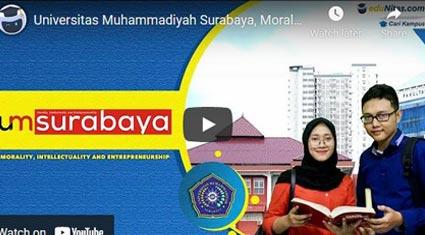video profile UM-Surabaya eduNitas