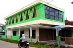 Galleri 1 kampus UNU-Kalbar
