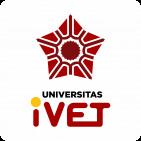 logo profil visi misi kampus IVET-Semarang