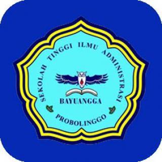 logo profil visi misi kampus STIA-Bayuangga