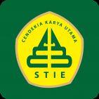 logo profil visi misi kampus STIE-Cendekia