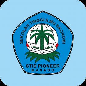 logo profil visi misi kampus STIE-Pioneer