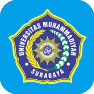 logo profil visi misi kampus UM-Surabaya