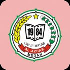 logo profil visi misi kampus Universitas-Al-Azhar