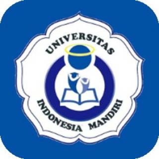 logo profil visi misi kampus Universitas-Indonesia-Mandiri